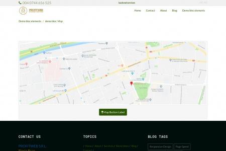 demo bloc: Map